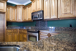 Phoenix Arizona Dark Granite kitchen Affordable Granite AZ