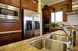 undermount sink Phoenix Arizona Granite kitchen Affordable Granite AZ
